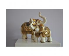 Elefante mosaico grande