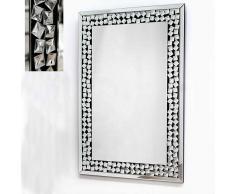 Espejo de pared de cristal moderno