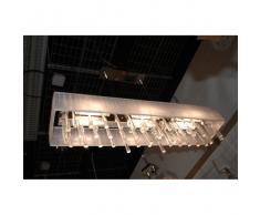 Lámpara de Techo LED 6L Cromo