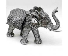 Figura Elefante manta brillo