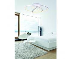 Plafón Blanco LED 62W
