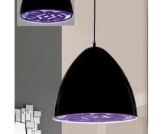 Lámpara techo aluminio