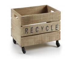 Caja con ruedas Recy