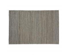 Alfombra Lugan, gris claro