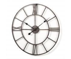 Reloj Averville, metal gris oscuro
