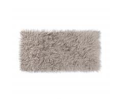 Alfombra Brood 65x130 cm, gris