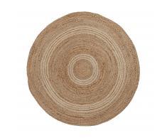 Alfombra Saht 100 cm, natural
