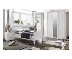JUSTyou Clara Conjunto de dormitorio Blanco