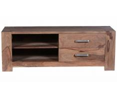 JUSTyou Donar Mueble para TV Sheesham