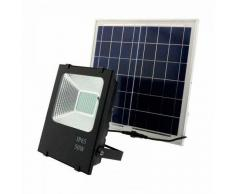 Deco-Led VLC Foco Proyector Led Solar 50w