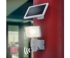 Esotec Foco de pared LED solar Power 500 lm sensor IR