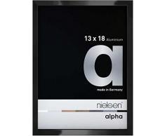 NIELSEN Marco de Fotos Alpha, Aluminio, 18 x 13 x 5 cm