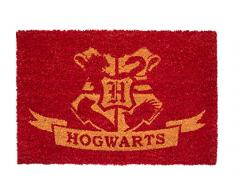 ERIK - Felpudo entrada casa Hogwarts, Harry Potter (40 x 60 cm)