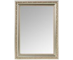 Inov8 – Marco para Espejo Knightsbridge A4 Color Plateado, Plata, 9 x 12 x 16 cm