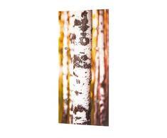 Haku-Möbel Perchero de Pared, carbón, 5 x 40 x 90