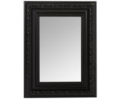 Inov8 - Marco para Espejo Knightsbridge 6 x 4 Unidades, Color Negro, 9 x 12 x 16 cm