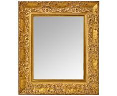 Inov8 – Marco para Espejo Victoria 10 x 8 Color Plateado, Dorado, 9 x 12 x 16 cm