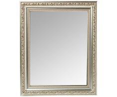 Inov8 – Marco para Espejo Knightsbridge 10 x 8 Color, Plata, 9 x 12 x 16 cm