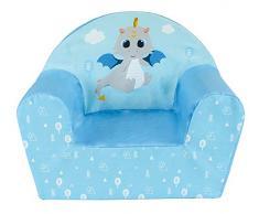 Fun House 713258 Leon Le Dragon - Sillón de Espuma para niños