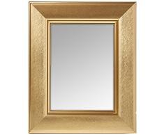 Inov8 - Marco para Espejo (tamaño Grande, 8 x 6 Unidades), Color Dorado, 9 x 12 x 16 cm