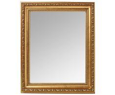 Inov8 - Marco para Espejo Knightsbridge 10 x 8 Color Plateado, Dorado, 9 x 12 x 16 cm