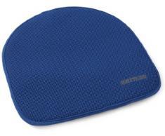 Kettler 06875-700 - Cojín para silla Chair Plus, color azul y negro