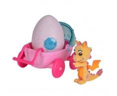 Simba Safiras IV- Set Baby Princess Con Carrito