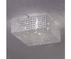 Orion Amaja - Lámpara de techo de cristal brillante