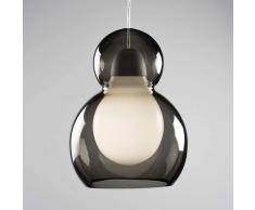 EGG Lámpara colgante LED Snowman cristal de Bohemia