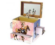 Enchantmints Caja De Música 4 Cajones Enchantmints 17x12 Cm