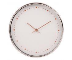 Maisons du Monde Reloj vintage cobrizo