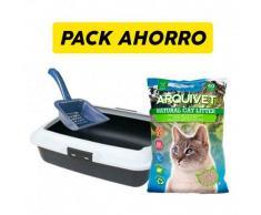 Pack Ahorro Gatera Grande + Arena Arquivet + Pala