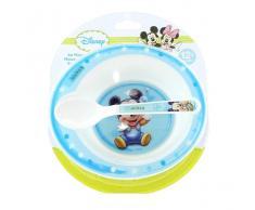 Disney Cuenco + Cuchara Mickey Baby