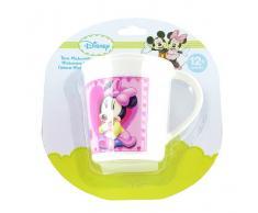 Disney Taza Microondas Minnie Baby
