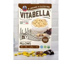 MOLINO NICOLI SpA Vitabella almohadas Delicias rellenas de chocolate y avellanas Gluten 375g