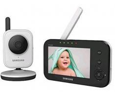 "Samsung Vigilabebés Simple View Pantalla 4,3"" Samsung 0m+"