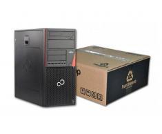 Fujitsu P720 Torre i5 Intel Core i5 4570 3.2 GHz. · 8 Gb. DDR3 RAM · 500 Gb. SATA · DVD-RW · COA Windows 8.1 Pro actualizado a W