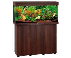 Juwel Acuario con armario Rio 180 SBX (180 litros) - Color madera oscura