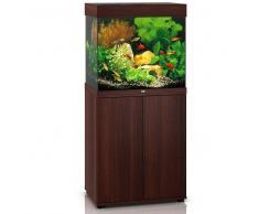 Juwel Acuario con armario Lido 120 SBX (120 litros) - Color madera oscura