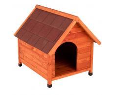bitiba Caseta de madera Spike Premium Classic - XXL: 96,5 x 115 x 108 (An x P x Al)