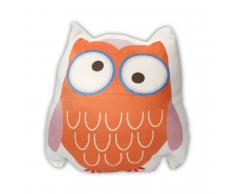 SuperStudio Cojín con Forma 3D CROSS-EYED OWL
