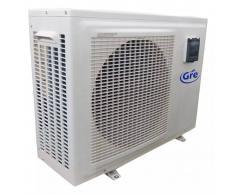 Gre Calentador de piscina 3800 W blanco BC3800