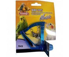 Juguete Pájaros Arpa Musical