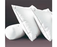 REVERIE BEST Almohada larga de látex con tratamiento PRONEEM blanco