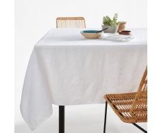 La Redoute Interieurs Mantel de lino lavado VICTORINE blanco