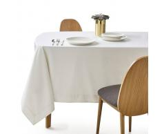 La Redoute Interieurs Mantel de rétor lino/algodón, BORDER blanco