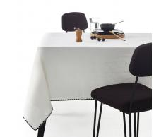 La Redoute Interieurs Mantel de retor de lino y algodón ADRIO blanco