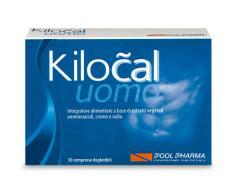 POOL PHARMA Srl Suplemento piscina Pharma KILOCAL hombre de Alimentos 30 Tabletas