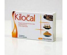 POOL PHARMA Srl Suplemento piscina Pharma KILOCAL Alimentacion 10 Tabletas