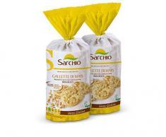 SARCHIO SpA pasteles azada libre de gluten de maiz 100g